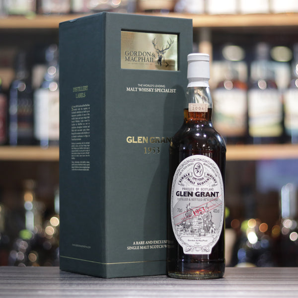 Glen Grant 1953/2006 G&M - 70cl/40%