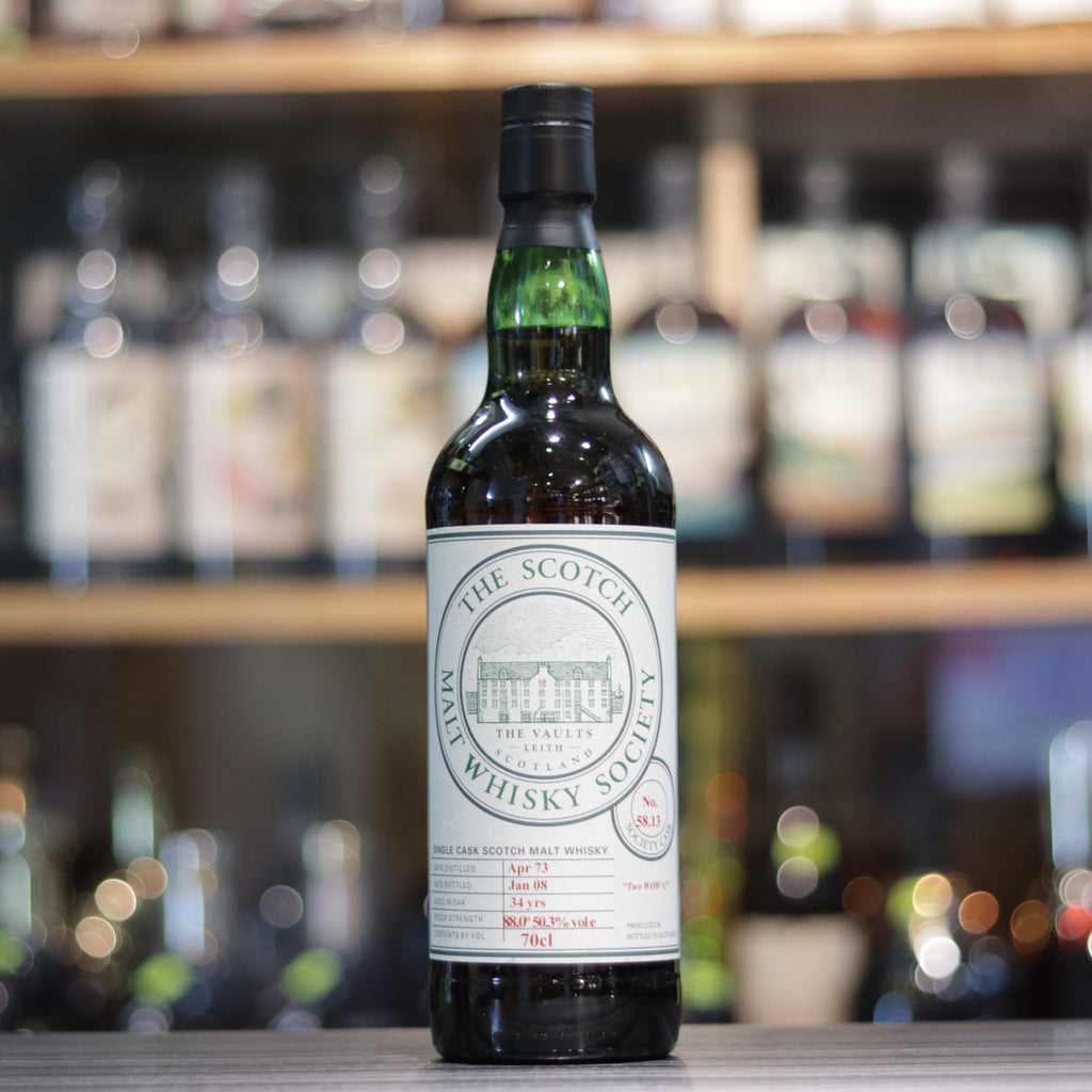 SMWS 58.13 (Old Bottling) - 70cl/50.3%