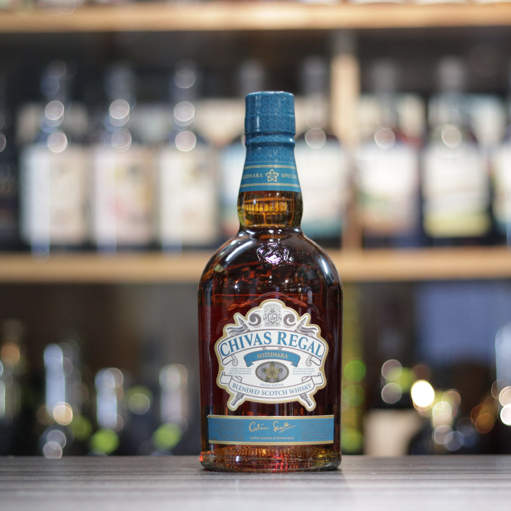 Chivas Regal Mizunara - 70cl/40%