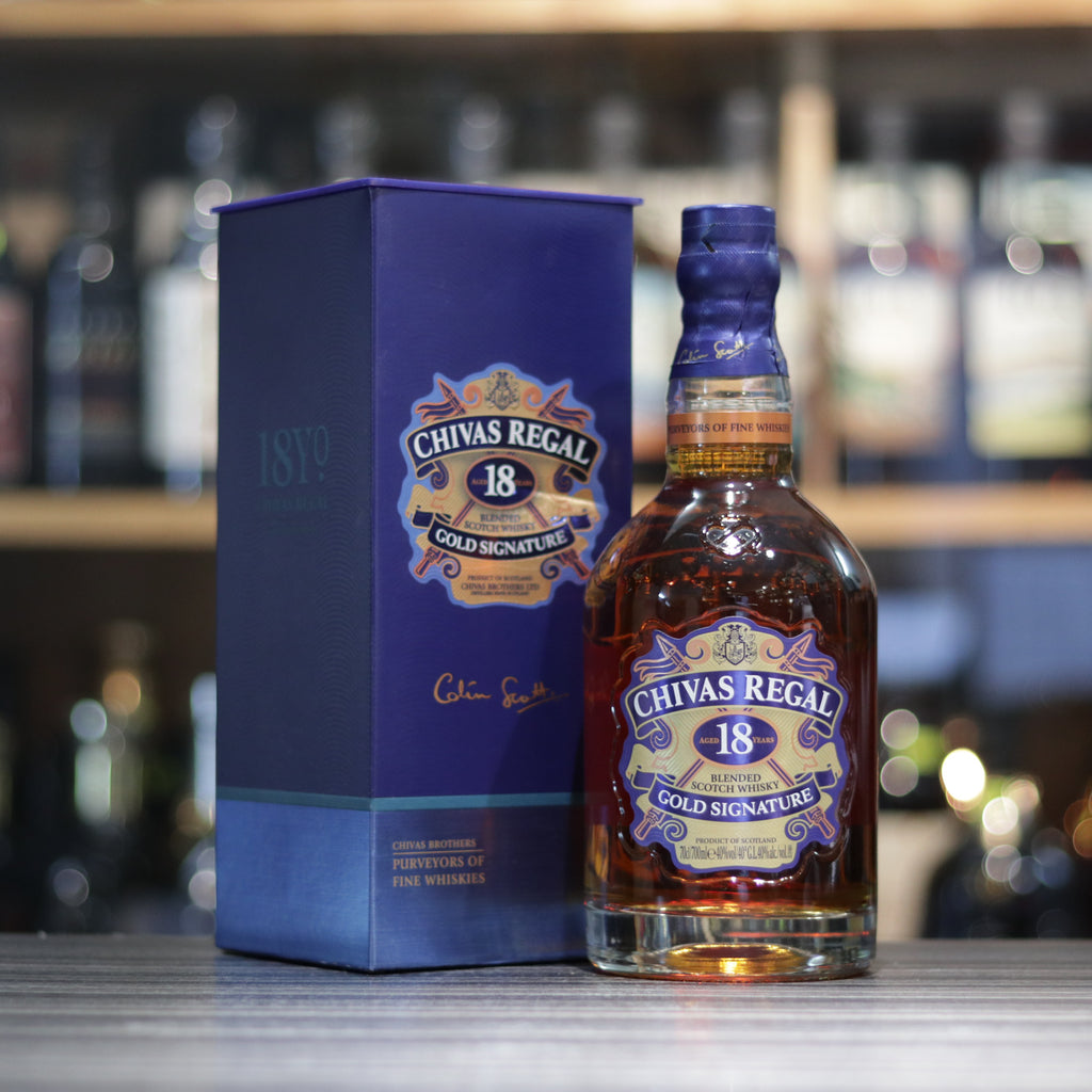 Chivas Regal 18YO - 70cl/40%