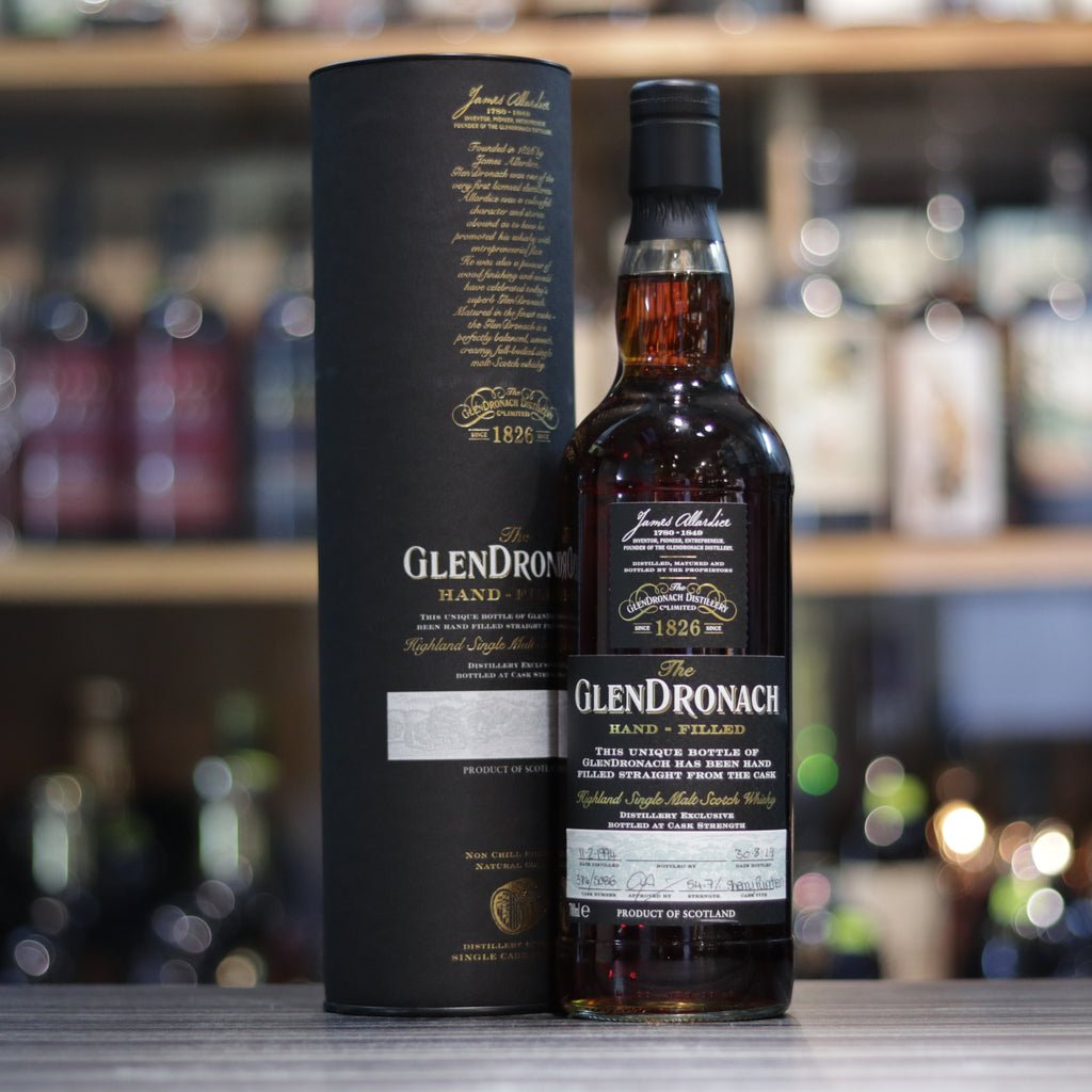 Glendronach Hand-Filled 1994/2019 #5086 - 70cl/54.7%