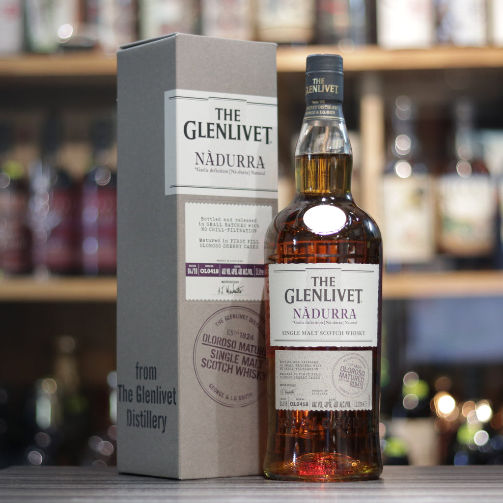 Glenlivet Nadurra Oloroso Matured - 100cl/48%