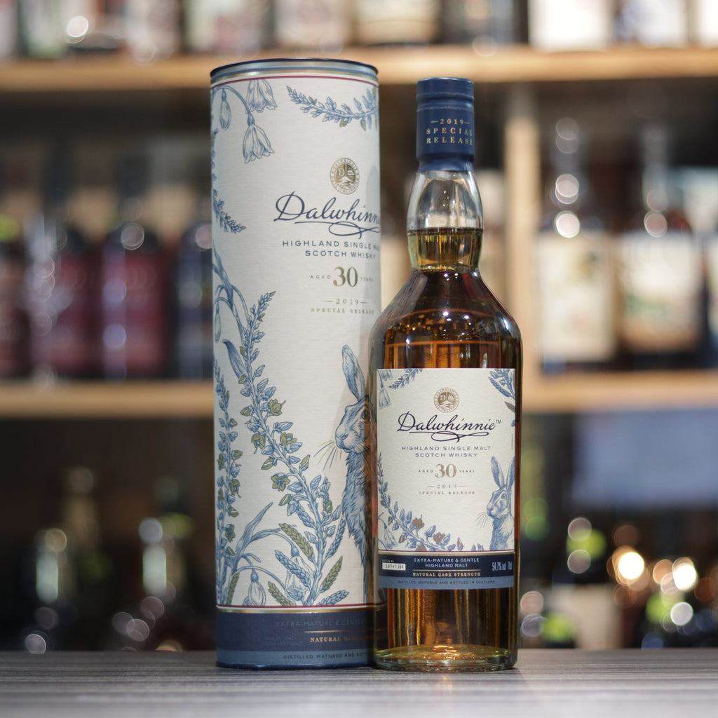 Dalwhinnie 30YO Special Release 2019 - 70cl/54.7%