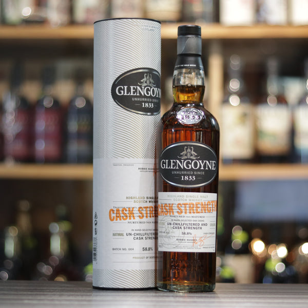 Glengoyne Cask Strength Batch 4- 70cl/58.8%