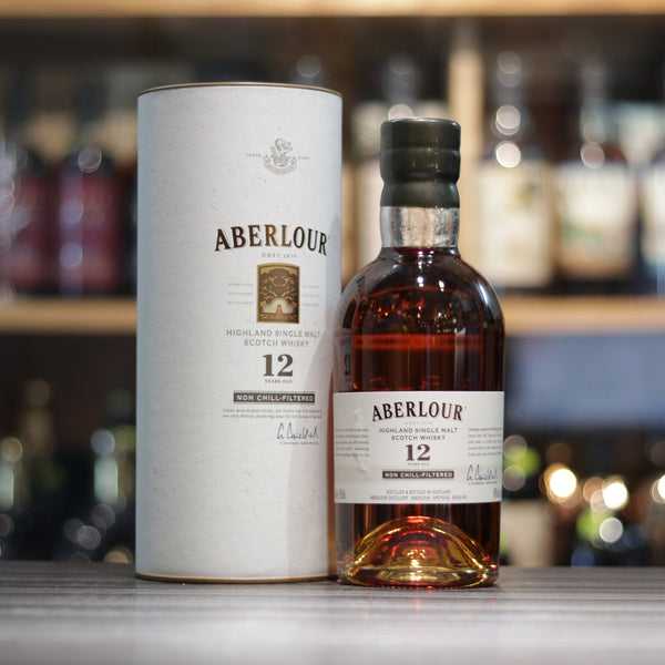 Aberlour 12YO non chill-filtered - 70cl/48%