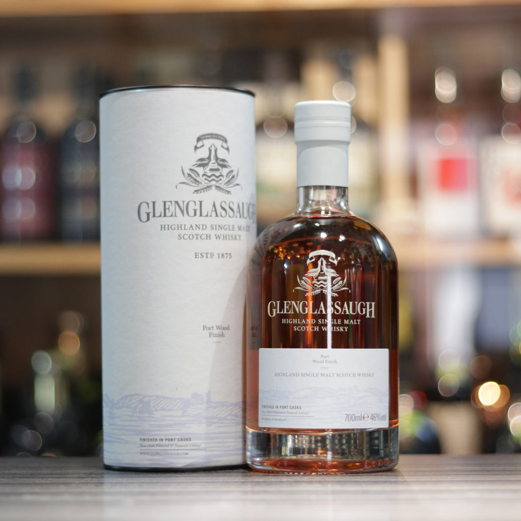 Glenglassaugh Port Wood Finsih - 70cl/46%