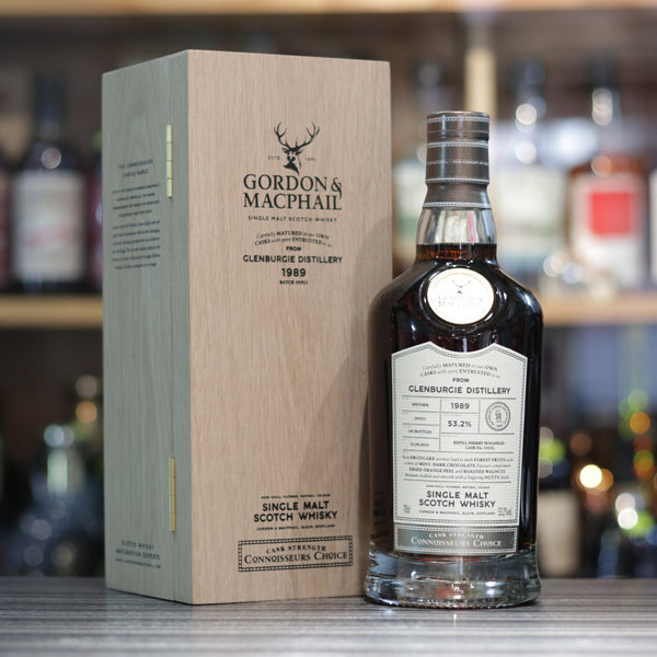 Glenburgie 1989/2019 30YO G&M - 70cl/53.2%