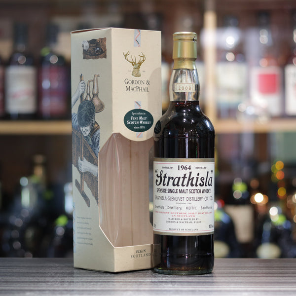 Strathisla 1964/2008 G&M - 70cl/43%