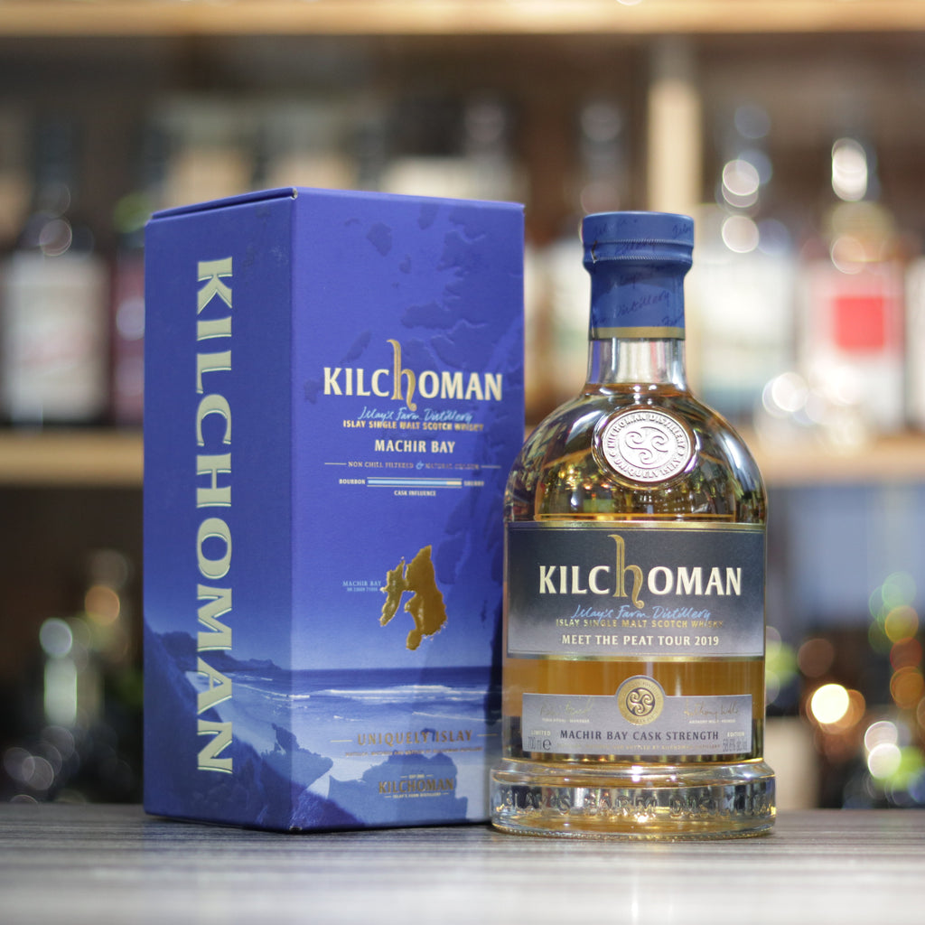 Kilchoman Machir Bay Cask Strength - 70cl/58.6%