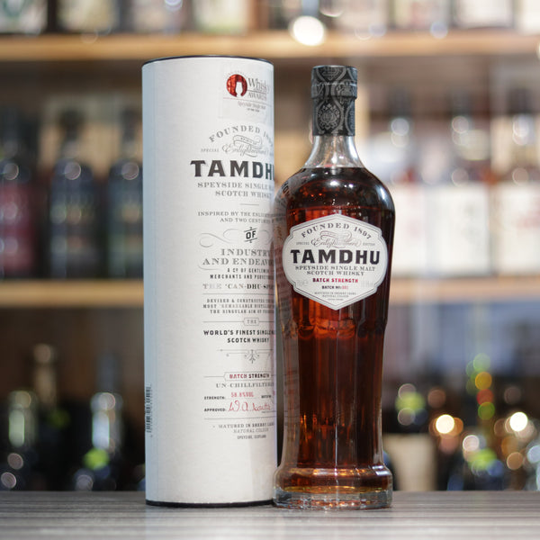 Tamdhu Cask Strength Batch 001 - 70cl/58.8%