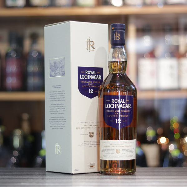 Royal Lochnagar 12YO - 70cl/40%