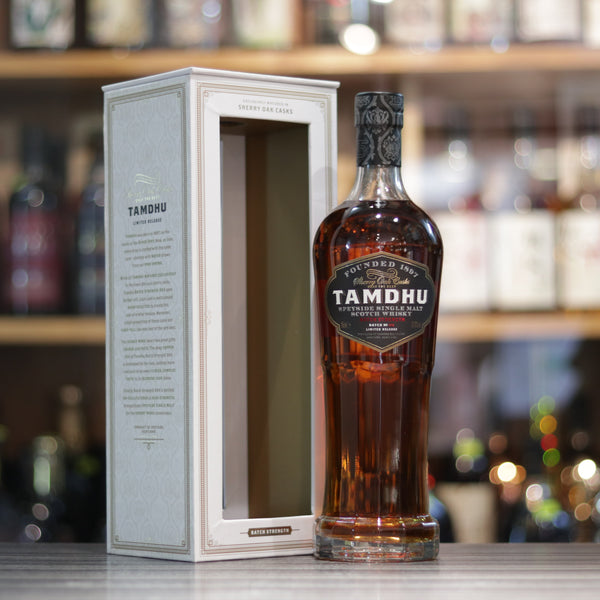 Tamdhu Cask Strength Batch 004 - 70cl/57.8%