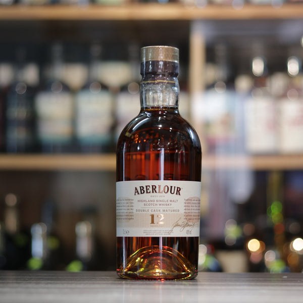 Aberlour 12 (Without Box) - 70cl/40%