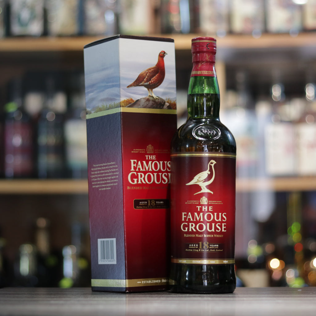 Famous Grouse 18YO - 70cl/43%