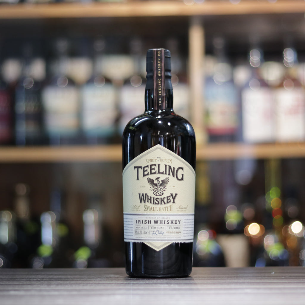 Teeling Small Batch Rum Cask - 70cl/46%