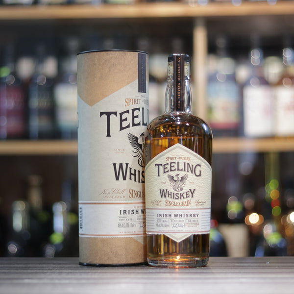 Teeling Single Grain Whiskey - 70cl/46%