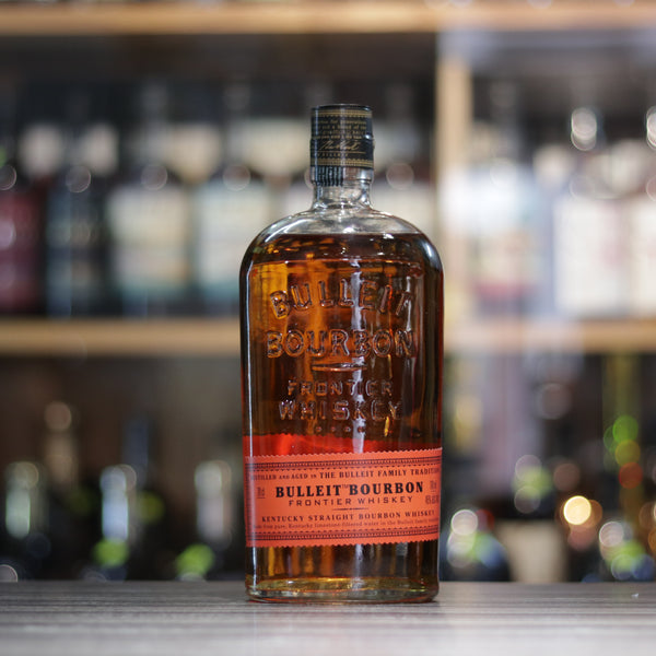 Bulleit Bourbon Frontier Whiskey - 70cl/45%