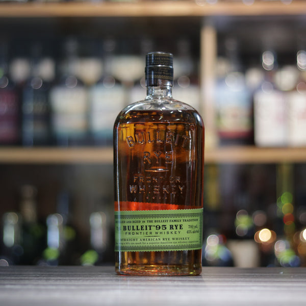 Bulleit Rye Frontier Whiskey - 70cl/45%