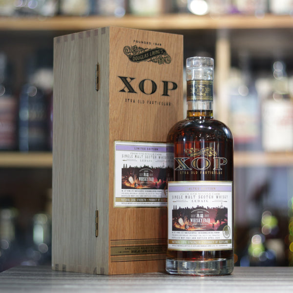 Ledaig 2001/2020 XOP Single Cask - 70cl/62.1%