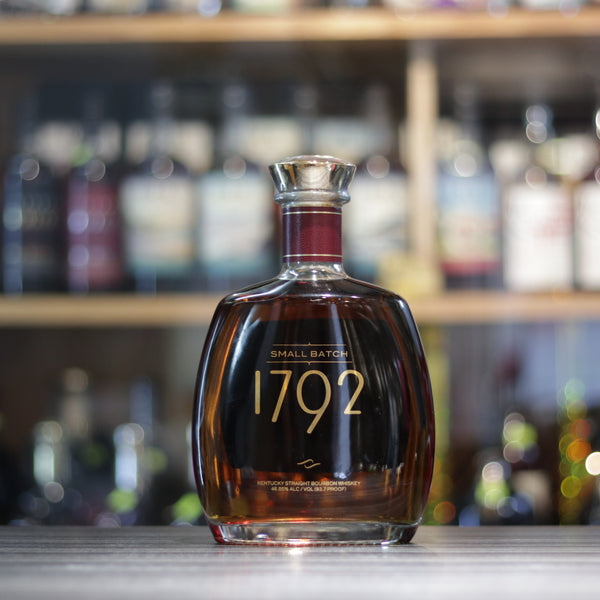 1792 Bourbon Small Batch - 70cl/46.85%