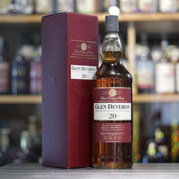 Glen Deveron 20YO - 1L/40%
