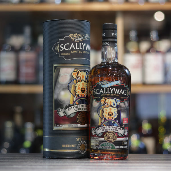 Scallywag HK Edition Sherry Cask - 70cl/48%