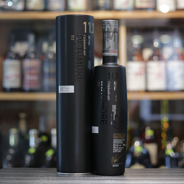 Octomore 11.1 - 70cl/59.4%