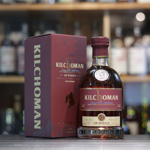 "Kilchoman ""Am Bùrach"" - 70cl/46%"
