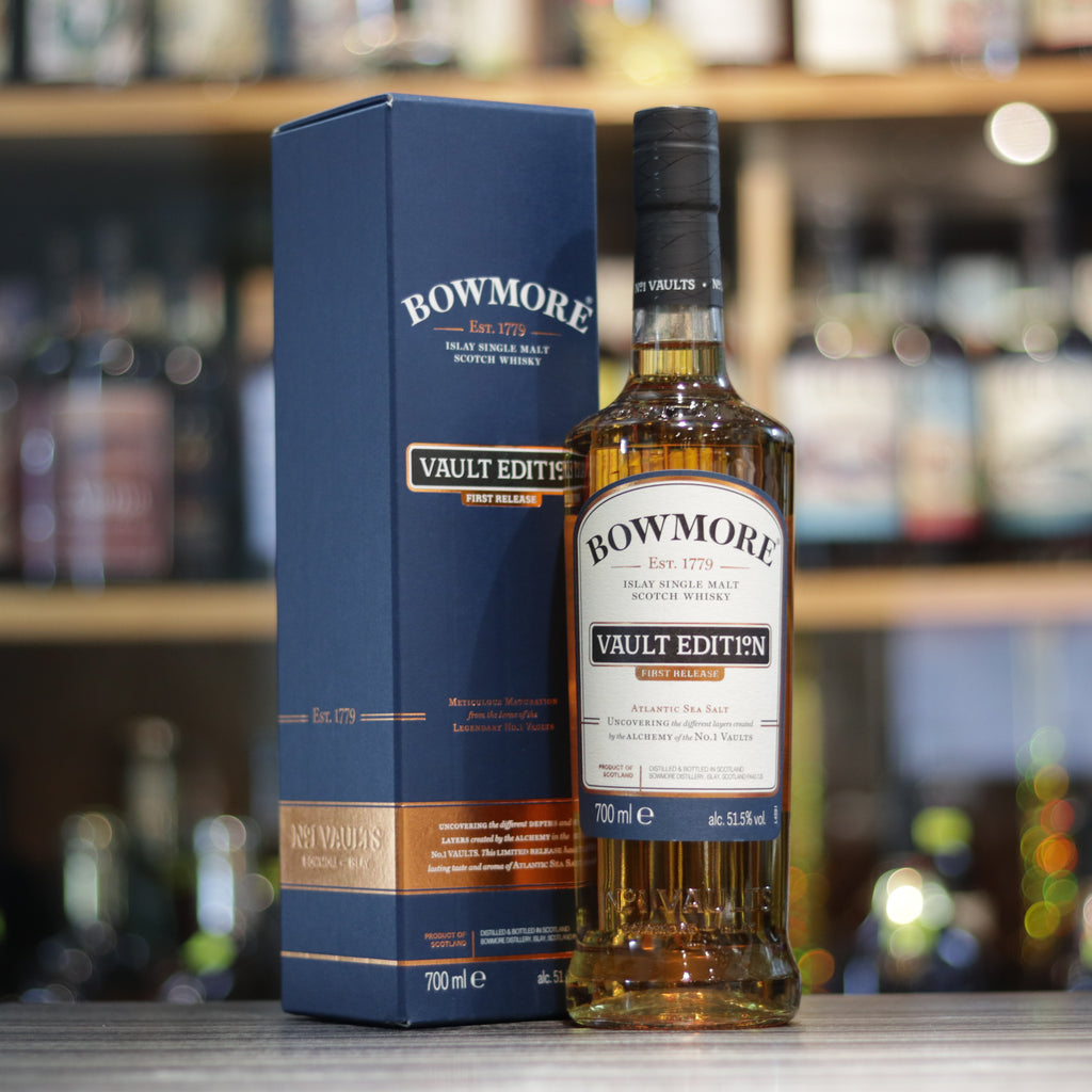 Bowmore Vault Edition no.1 First Release - 70cl/51.5%