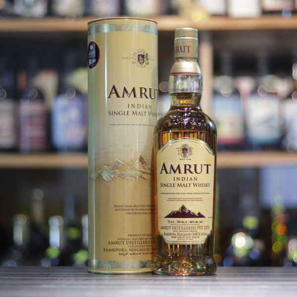 Amrut Single Malt Whisky - 70cl/46%