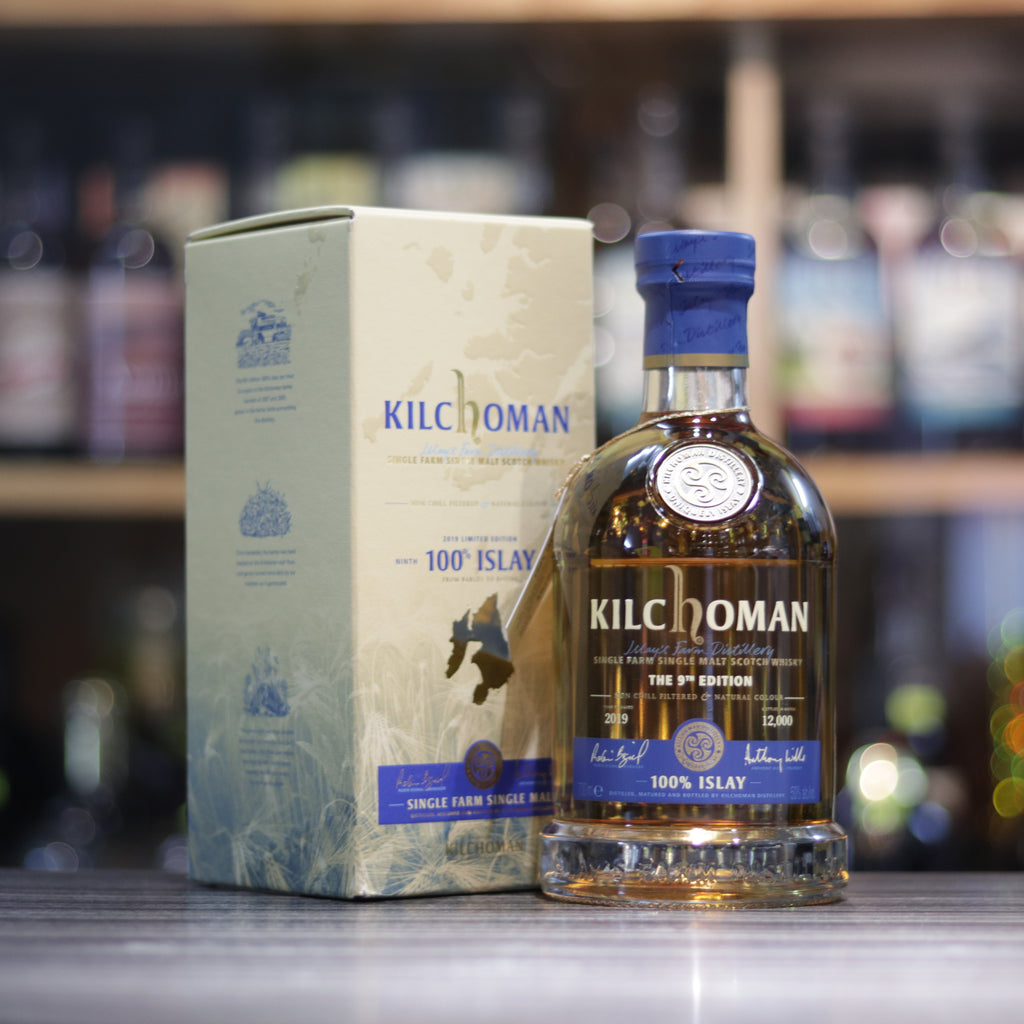 Kilchoman 100% Islay Release 9th Edition - 70cl/50%