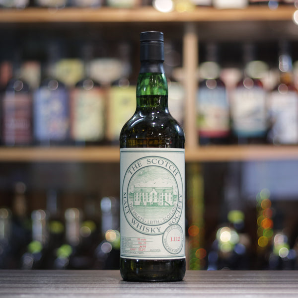 "SMWS 1.112 ""Glenfarclas"" Old Bottling - 70cl/55.2%"