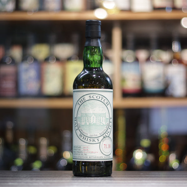 "SMWS 71.18 ""Glenburgie"" Old Bottling - 70cl/57.9%"