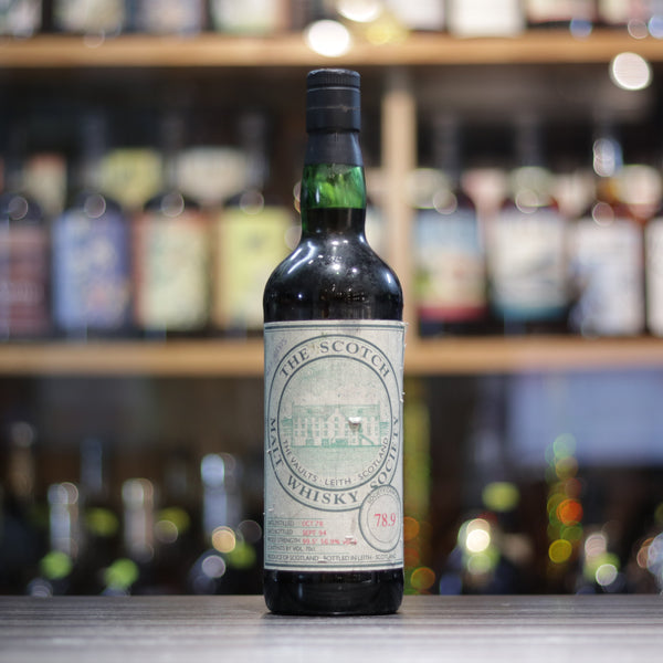 "SMWS 78.9 ""Ben Nevis"" Old Bottling - 70cl/56.9%"