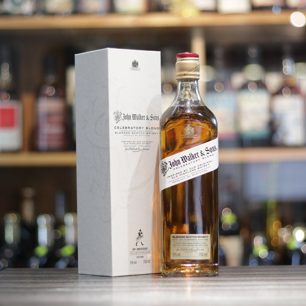 John Walker & Sons Celebratory Blend - 75cl/51%