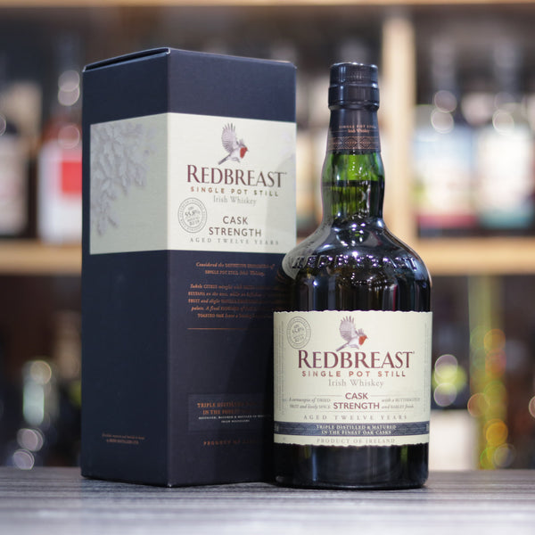 Redbreast 12YO Cask Strength - 70cl/55.8%