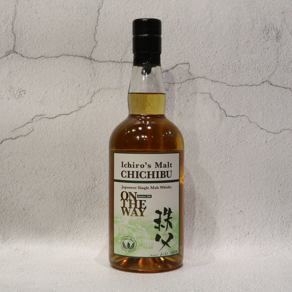 Ichiro's Malt Chichibu On The Way 2015 70cl/55.5%
