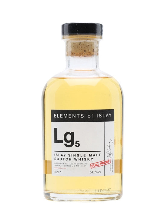 Islay of Element Lg5 - 50cl