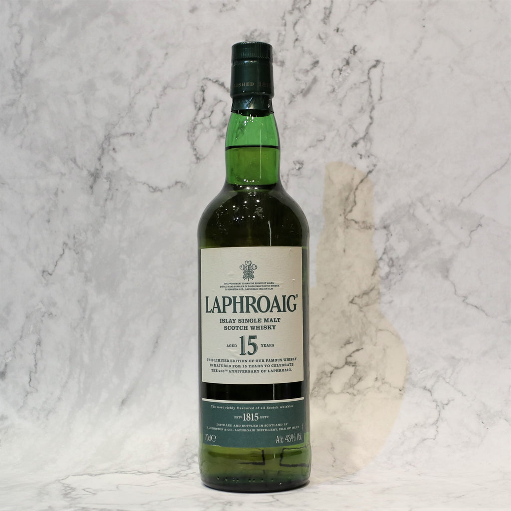 Laphroaig 15YO 200th Anniversary - 70cl/43%