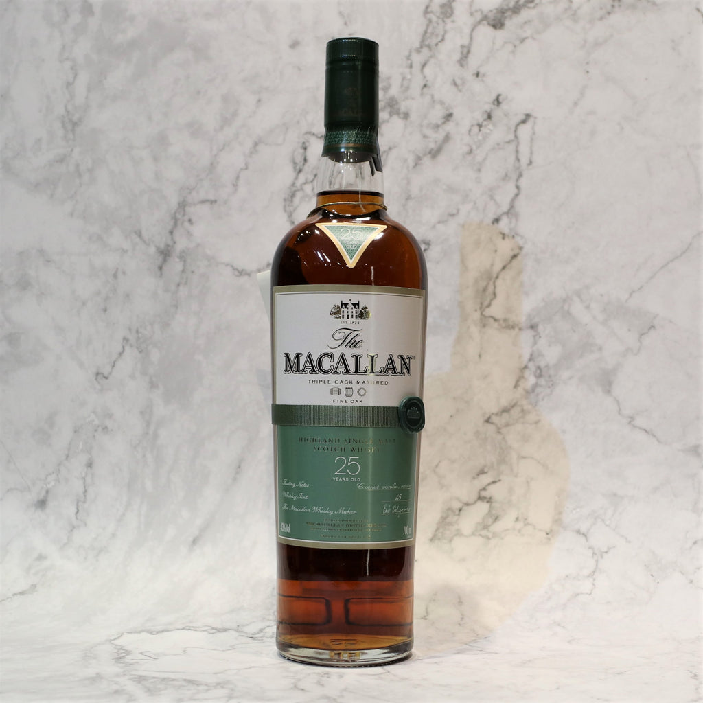 Macallan 25YO Fine Oak - 70cl/43%