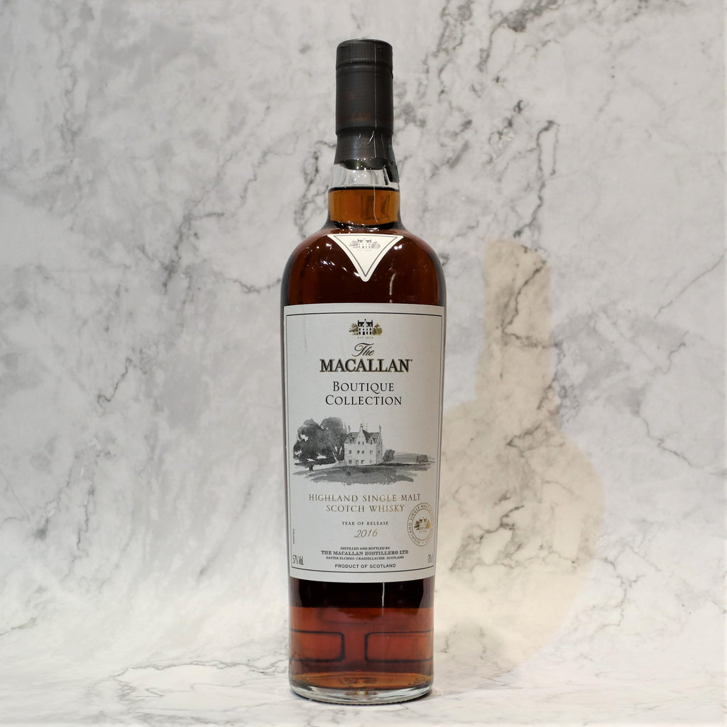 Macallan Boutique Collection 2016 - 70cl/57%