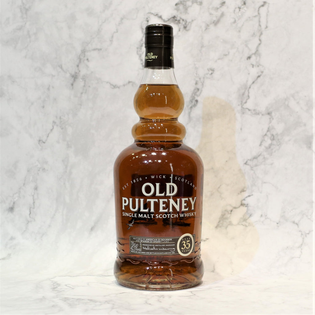 Old Pulteney 35YO - 70cl/42.5%