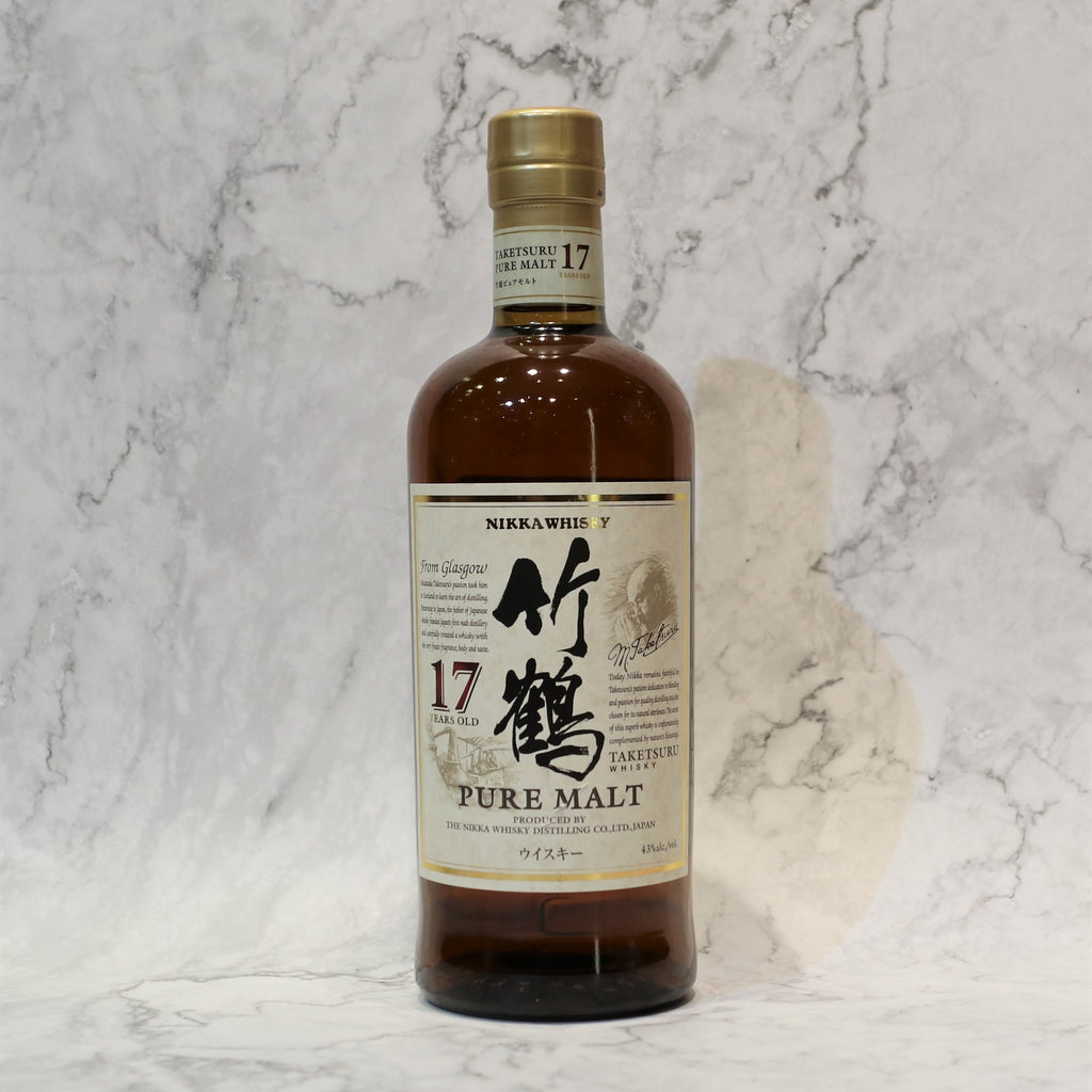 Taketsuru 17YO - 70cl/43%
