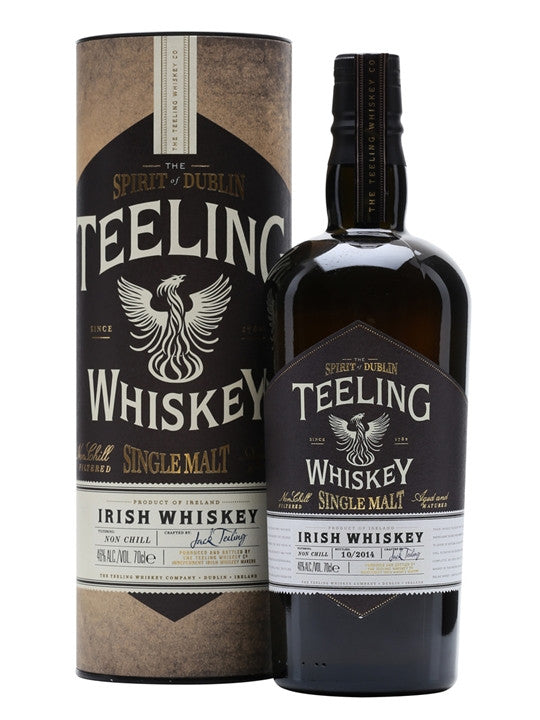 Teeling Single Malt - 70cl/46%