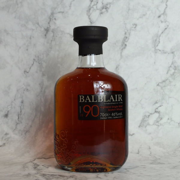 Balblair 1990 (Bottled 2017) 2nd Release - 70cl/46%