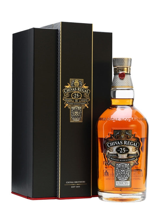 Chivas Regal 25YO - 70cl/40%
