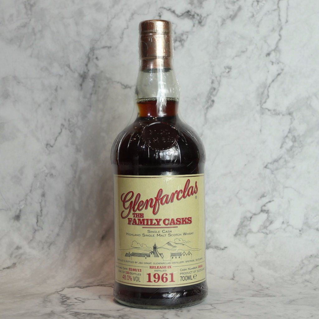 Glenfarclas The Family Cask 1961 51YO - 70cl/48.0%