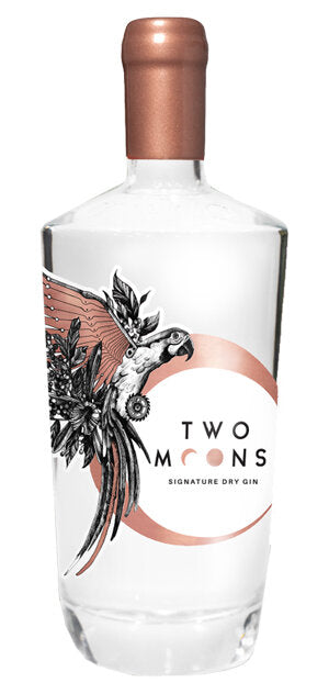 Two Moons Signature Dry Gin - 70cl/45%