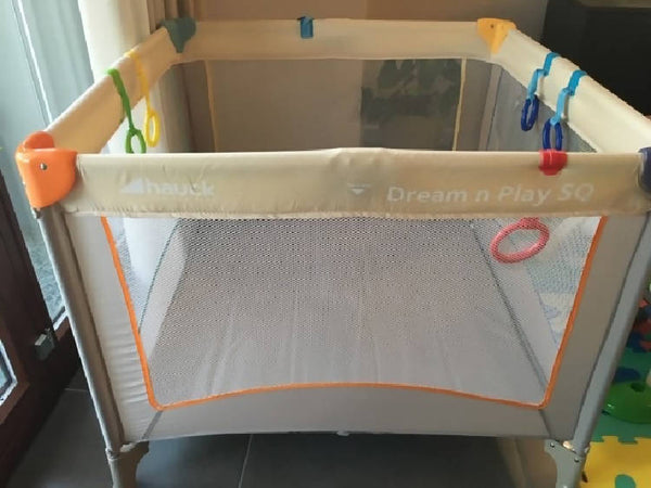 Box Hauck Sleep'n Play SQ usato