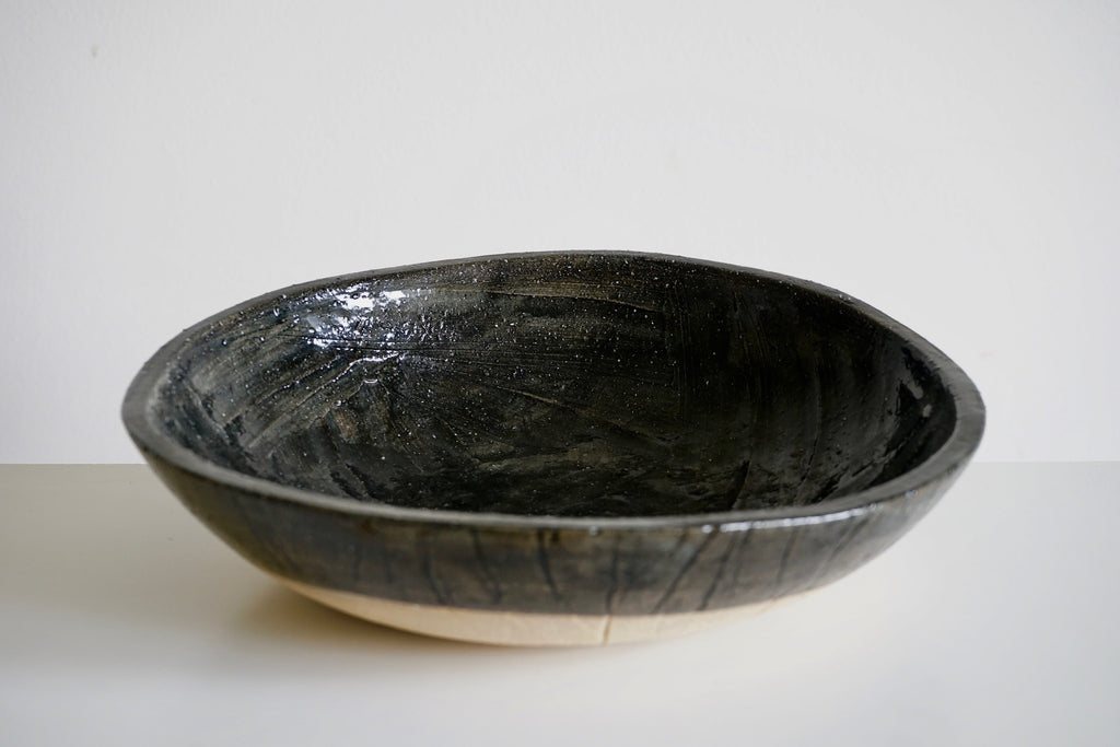 Stoneware Bowl Large